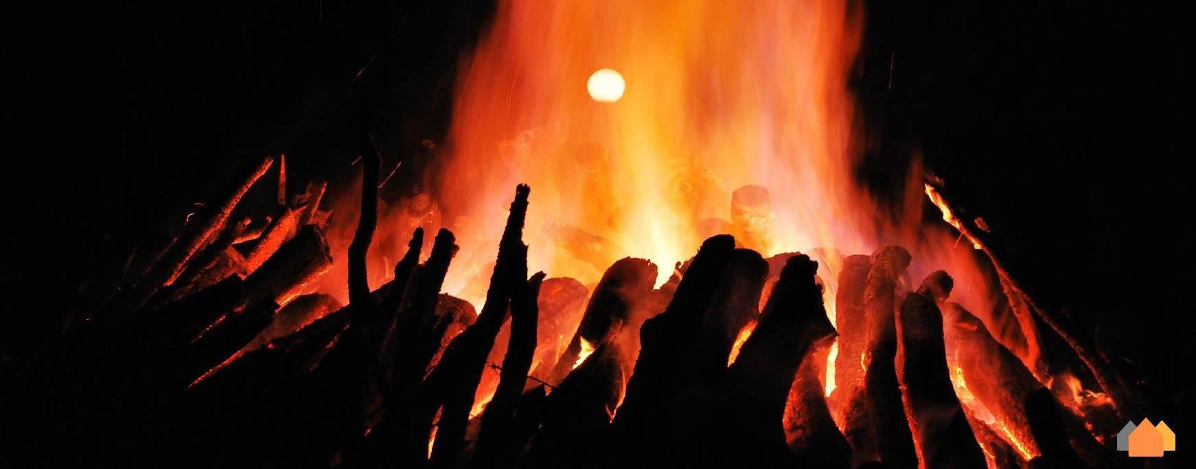 Fuoco di Natale 2013 – Cerasuolo e Comune di Filignano