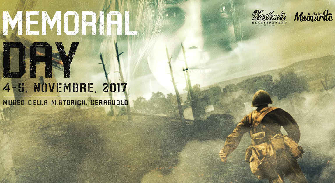 Memorial Day 2017 | Combat Road – Museo della Memoria Storica