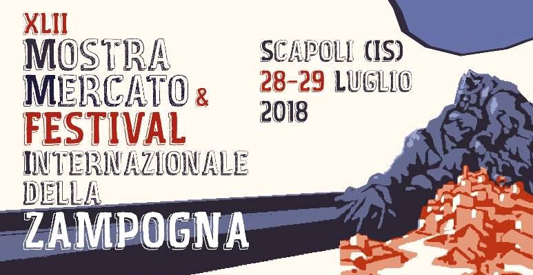 Festival Internazionale della Zampogna di Scapoli | 28-29 Luglio 2018